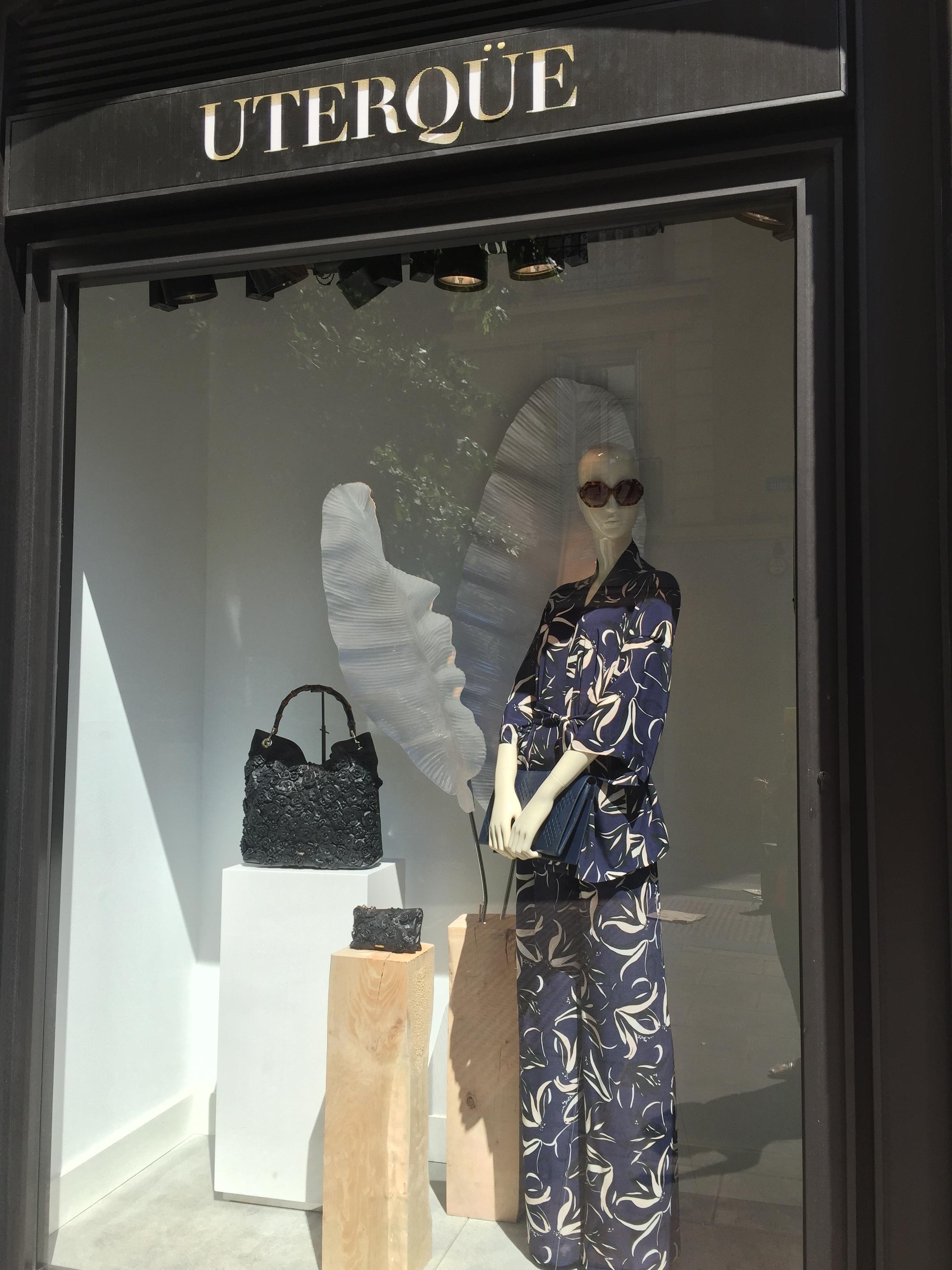 Uterque - foi a que mais gostei! uma Zara com itens mais selecionados, mais exclusiva e melhor qualidade