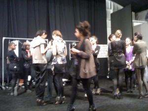 como participar do backstage dos desfiles da NYFW, como participar do backstage de desfiles, NYFW, semana de moda de NY, curso na semana de moda de NY, curso de moda durante a fashion week, NY Fashion Tour, Crivorot Scigliano