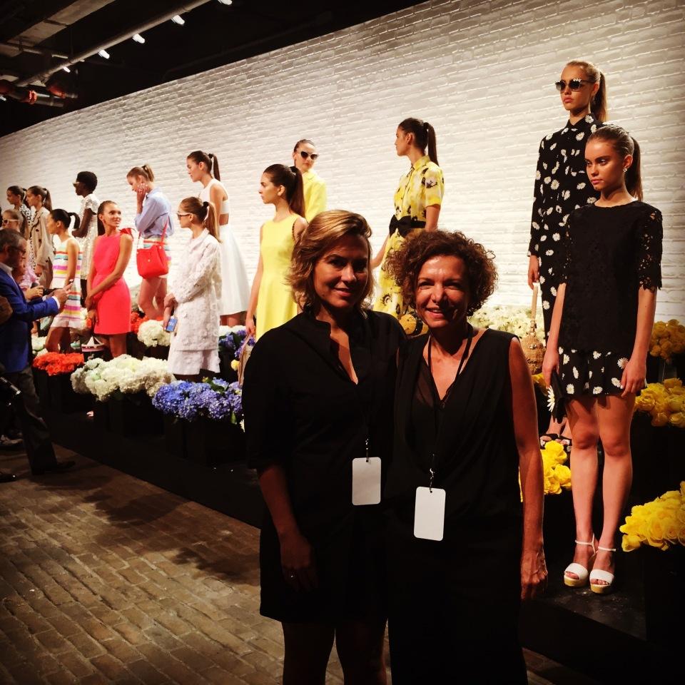 Primeiro NY Fashion Tour - Setembro 2015 - Semana de moda de NY - Curso de moda em Nova York - como participar do backstage dos desfiles de moda