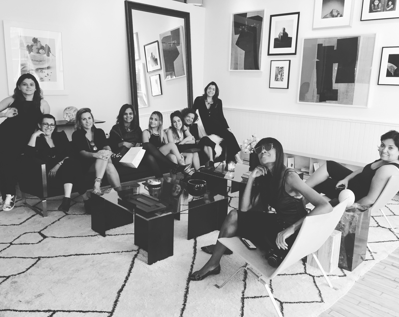 Primeiro NY Fashion Tour Setembro 2015 - Curso de Moda em Nova York - Crivorot Scigliano