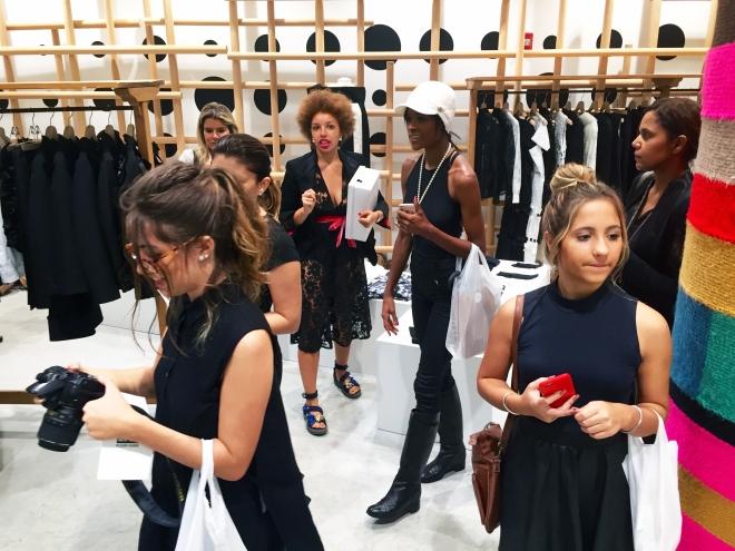 NY fashion Tour - NY Fashion Tour Fevereiro 2016 - Curso de Moda em Nova York - Backstage de desfile - NYFW - semana de moda de NY